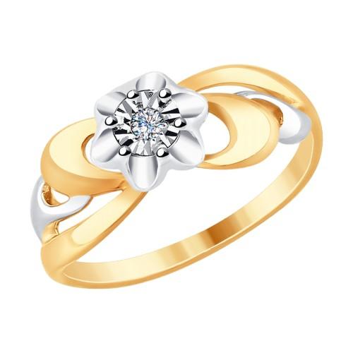 Кольцо 51-210-00021-1 с бриллиантоми DIAMANT