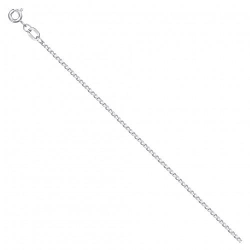 Цепь из серебра НЦ 22-069 с алмазной гранью КРАСЦВЕТМЕТ
