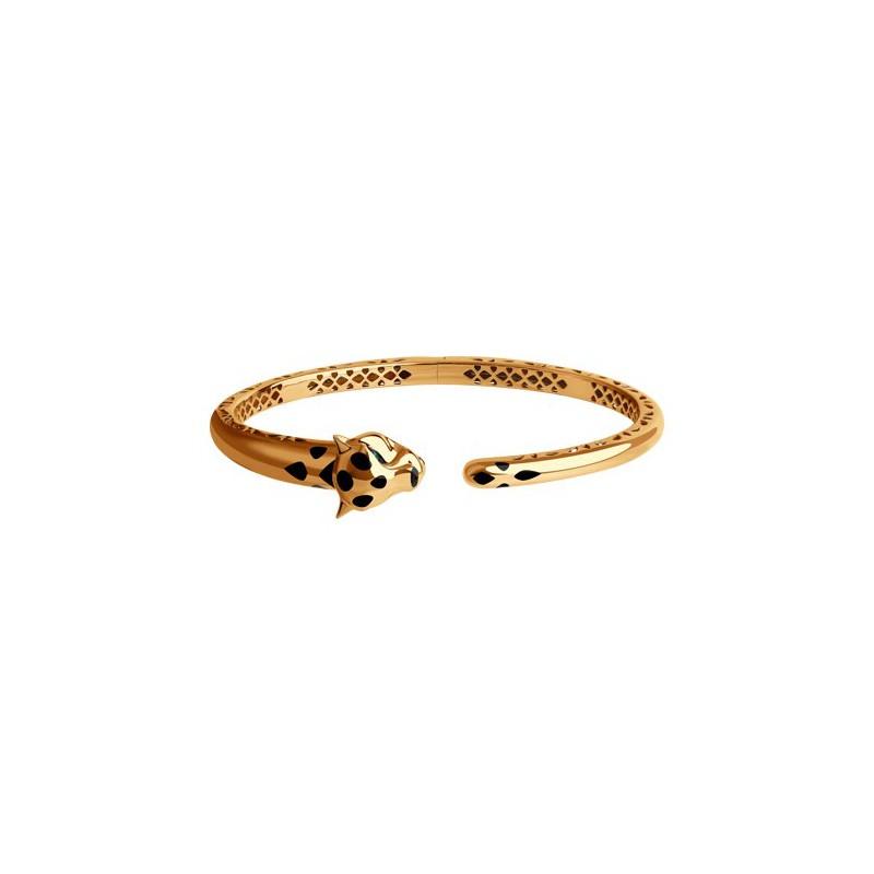 Браслет 3050024 SOKOLOV из золота с изумрудом