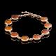 Браслет из золота, 05-0549-00-271-1110-46, Платина Кострома