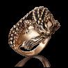 Кольцо из золота 01-5205-00-000-1110-59 ПЛАТИНА КОСТРОМА