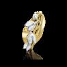 Брошь 04-0165-00-000-1121-59 из золота с эмалью ПЛАТИНА КОСТРОМА