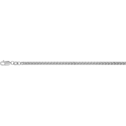 Цепь из серебра КРАСЦВЕТМЕТ НЦ 22-023