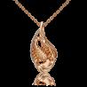 """Подвеска """"Скорпион"""" из золота PLATINA JEWELRY"""