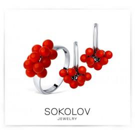 SOKOLOV - украшения из серебра